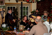 2013.11.29 Dean Phelps, Patchwork, and Brian K Wallen at The Cat & The Fiddle, Metamora